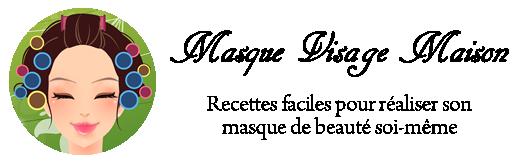 Masque Visage Maison Logo
