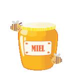 Icône miel