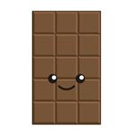 Icône chocolat