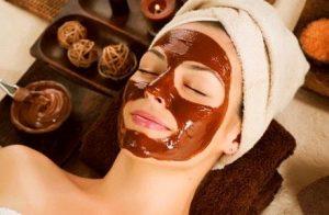Masque beauté chocolat