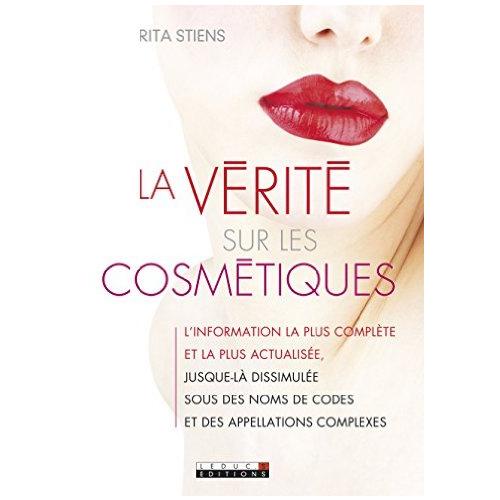 Livre beauté - La vérité sur les cosmétiques
